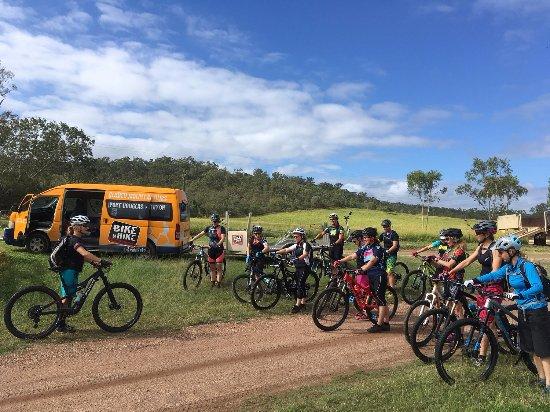 Bike N Hike Adventure Tours : The Bump Track