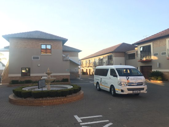 Boksburg, جنوب أفريقيا: Europrime Hotel