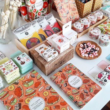 Salt x Paper Stationery & Gifts