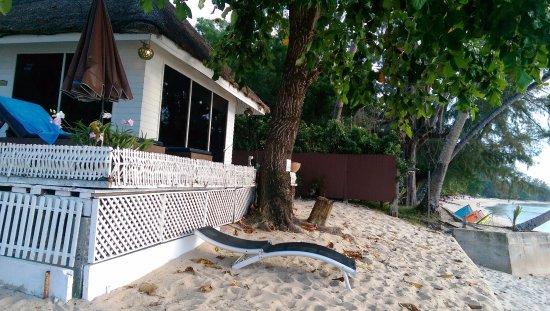Липа-Ной, Таиланд: бунгало на пляже