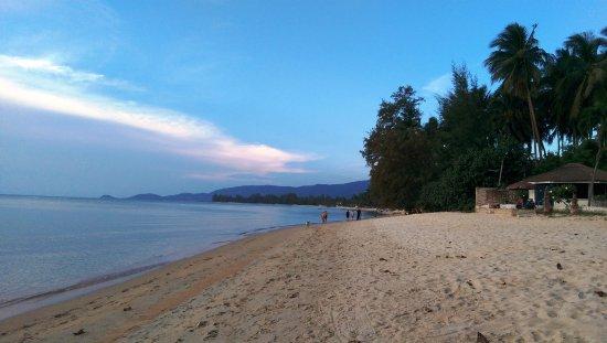 Lipa Noi, Ταϊλάνδη: пляж