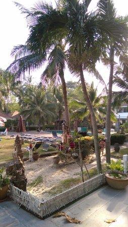 Lipa Noi, Ταϊλάνδη: территория отеля