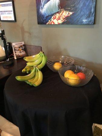 Podollan Inn : ureife früchte