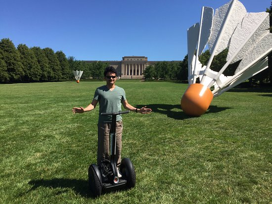 Kansas City, Missouri Segway Tours. Whether Kansas City is your hometown or your next travel destination, one of these Segway tours can add exciting new fun to .