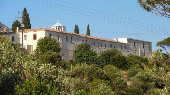The Monastery of Zoodochos Pigi