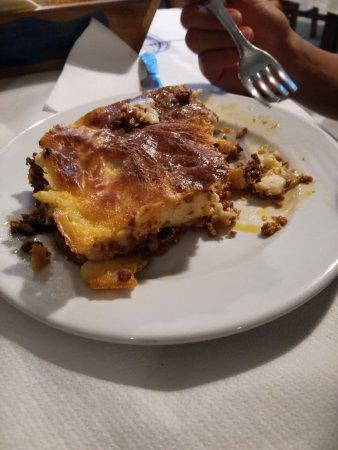Piatti tipici greci