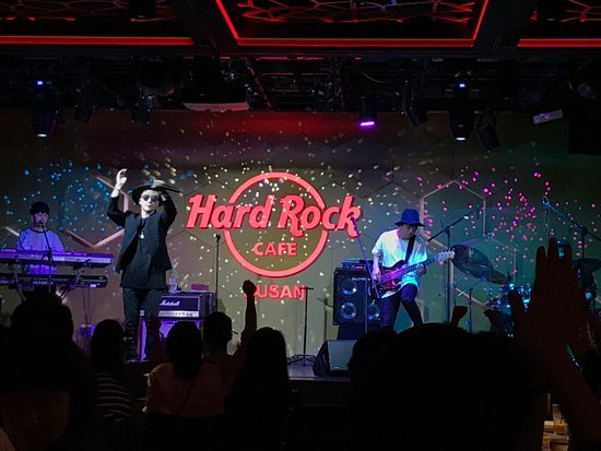 Hard Rock Cafe Busan: photo1.jpg