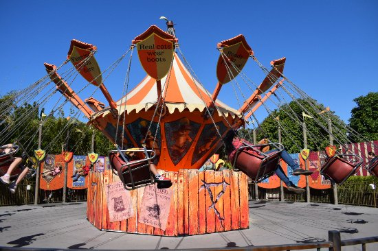 Dreamworld Thrill Rides For Kids
