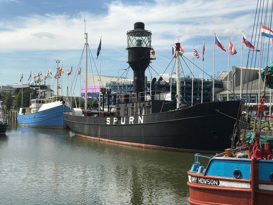 ‪The Spurn Lightship‬