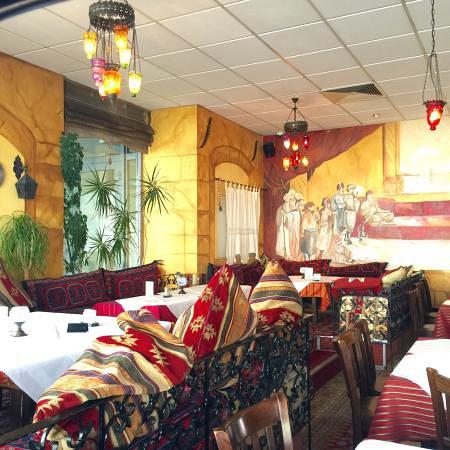 Divan middle eastern restaurant bertoldstra e 54 in for Divan restaurant