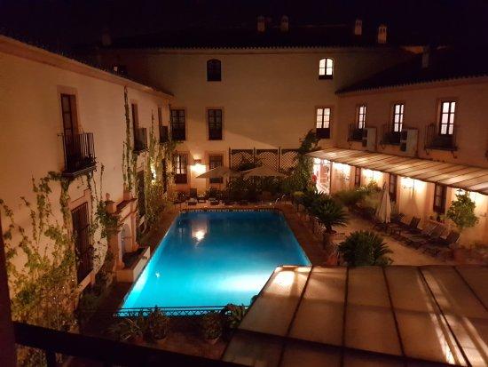 Alcazar de la Reina Hotel: 20170708_000917_large.jpg
