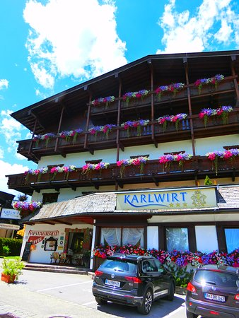 Barbereich Bild Von Hotel Karlwirt Pertisau Tripadvisor