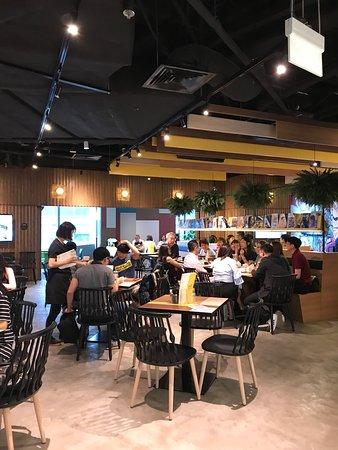Kith Cafe Marina Square Review