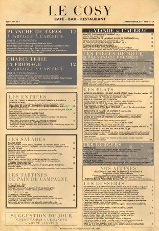 Cosy Maisons Laffitte Restaurantanmeldelser Tripadvisor