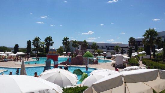 Hotel Fuerte el Rompido: vista general de las piscinas