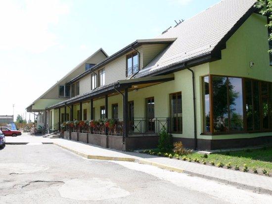 Kretinga, Lithuania: Cafe Delfai