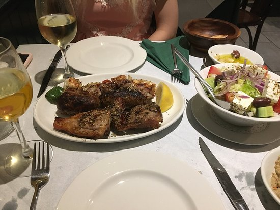 Daphne Greek Restaurant London