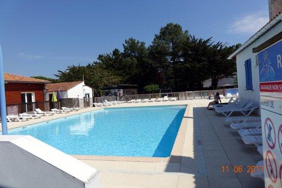 Camping les bris saint trojan les bains frankrijk for Hotel des bains oleron