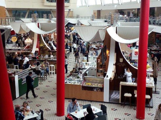 Mercado Bom Sucesso: Maravilloso mercado gourmet