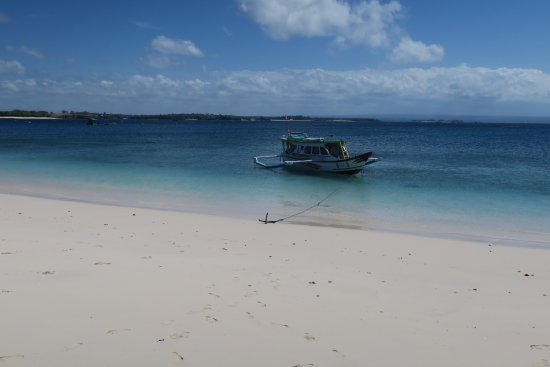 West Nusa Tenggara, Indonesia: Lunch spot