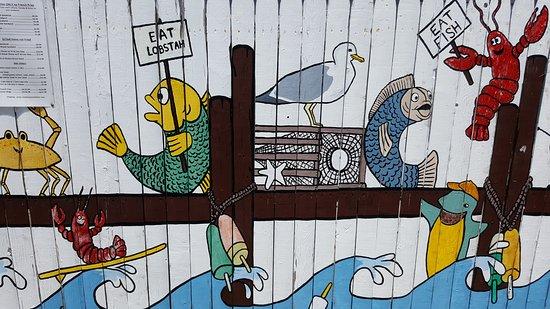 Cape Porpoise, ME: fence