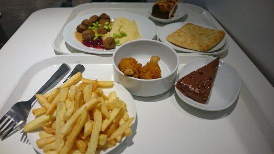 Misato, Japan: IKEAレストラン新三郷店
