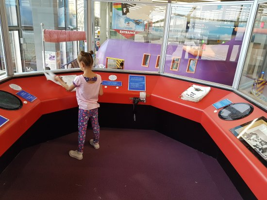 Kids on the Fly, Chicago Children's Museum at O'Hare Airport