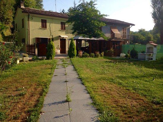 Casinina, Italia: Tranquilli e in pace!