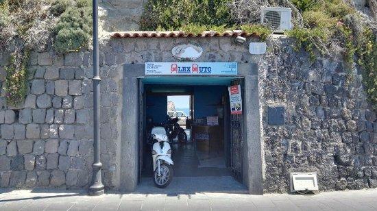 Sant'Angelo, Italy: eccoci