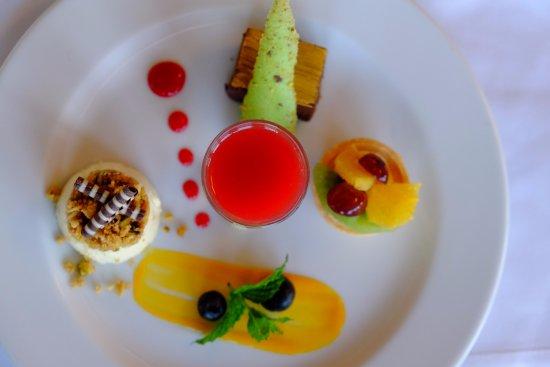 Matakana, New Zealand: Dessert