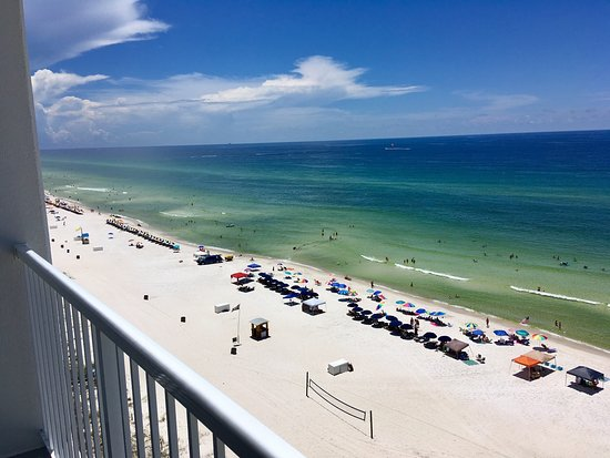 Hampton Inn Suites Panama City Beach Beachfront Photo3 Jpg