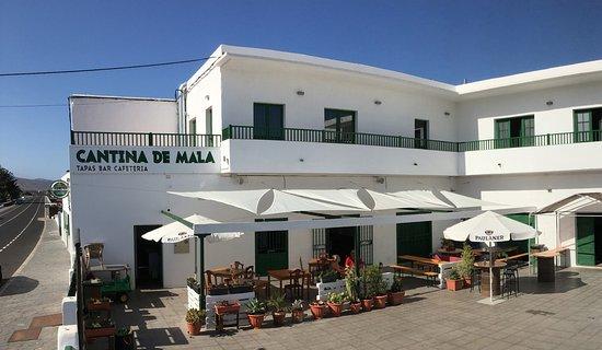 Mala, Hiszpania: La terrazza