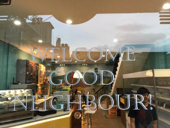 The Good Neighbour Coffee Shop Rabbit Town Bandung Restaurant
