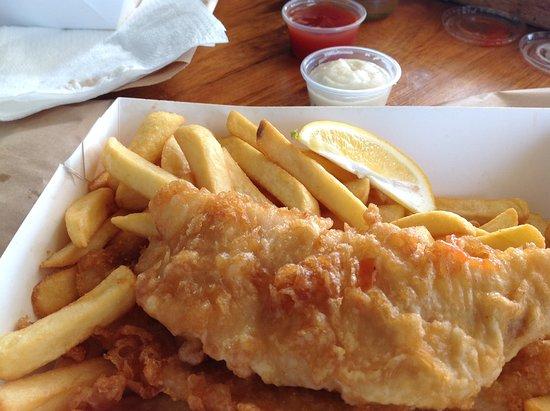 Raglan, Nova Zelândia: $13 feed