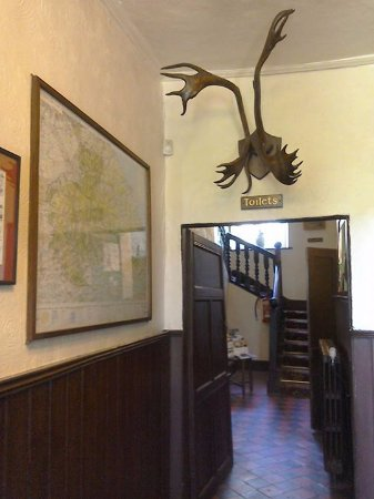 Oswaldkirk, UK: Nice old pub
