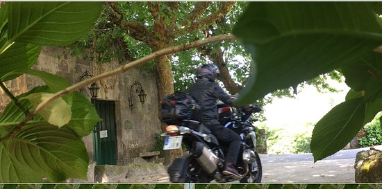 Morana, Испания: Salida del pazo