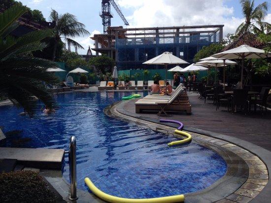 Foto de Kuta Beach Club Hotel