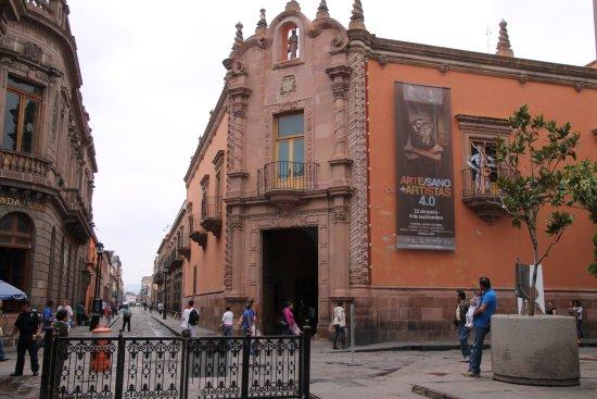 San Luis Potosi, Mexico: fachada principal