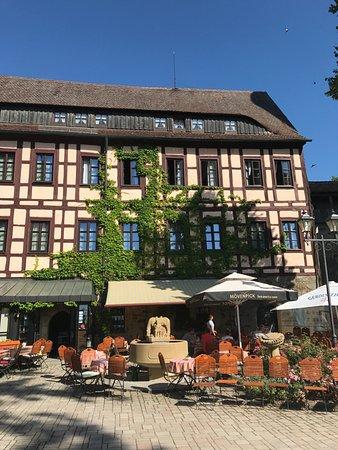 Colmberg, Alemania: Burghof