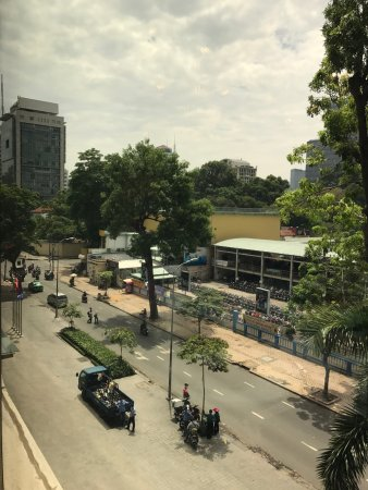 Beautiful Hotel Des Arts Saigon Mgallery: View From Saigon Kitchen Outlet
