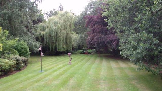 Childer Thornton, UK: View from hotel