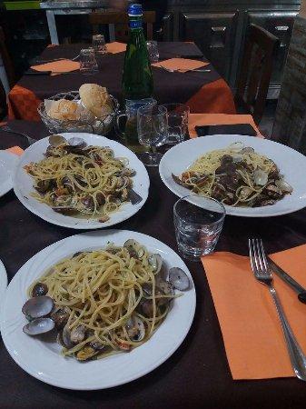 La Vecchia Cucina da Ernesto : Spaghetti alle vongole veraci senza glutine