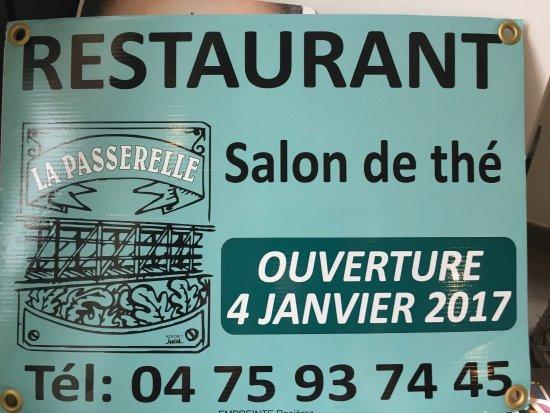 Lablachere, Francia: La Passerelle