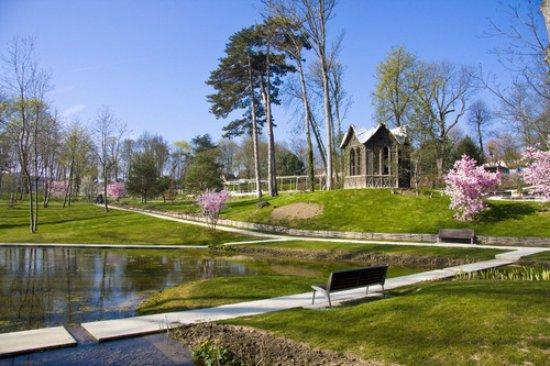 Thiais, Francia: Joli parc De cluny