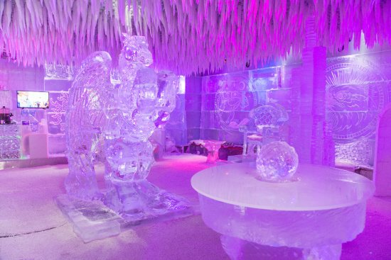 ‪Chillout Ice Lounge‬