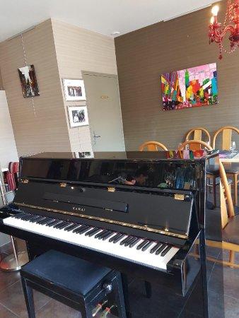 Vire, Frankreich: Soirée piano