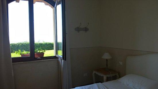 La camera da letto - Bild von Agriturismo Il Casale Del Lago ...