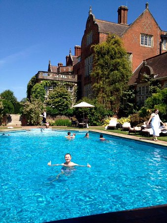 Rotherwick, UK: Pool