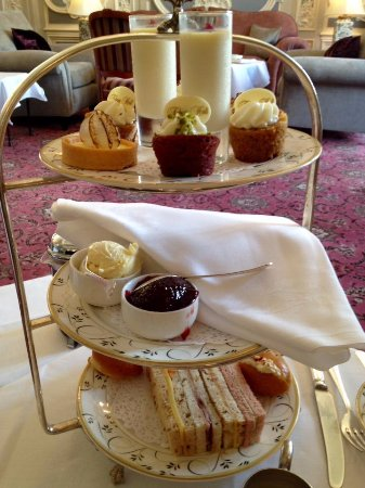 Rotherwick, UK: Afternoon tea