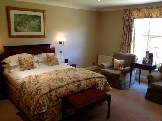 Rotherwick, UK: Standard room